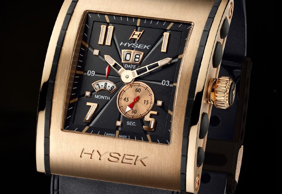 Часы швейцарские hysek оригинал